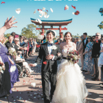 From the Magic City to the Magic Kingdom: Over the Mountain Bride Weds Fellow Software Engineer at Walt Disney World