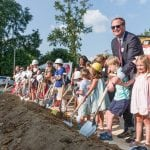 The Bell Center breaks ground on its new facility