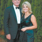 Antiques at the Gardens Honors Longtime Supporters Cameron and Derrill Crowe