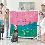 Fancy Footwork: Picasso Pets Chairwoman Plans Pop Art Event With Pet-Inspired Paintings