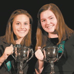 Taking the Con: MBJH's Battle and Lauterbach Earn 