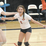 Peruvian Import: Homewood Senior Loo is Right at Home on the Volleyball Court