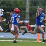 Rebels Off to Fast Start: Vestavia Visits Mountain Brook Friday in a Battle of the Undefeated