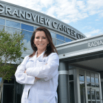 Team Leader: Grandview Cancer Center Director Calls Her New Job a 'Good Challenge'