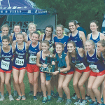 A Young Vestavia Hills Cross-Country Girls Team Holds Promise for the Future