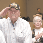 Saluting Our Veterans: Vestavia Hosts First 