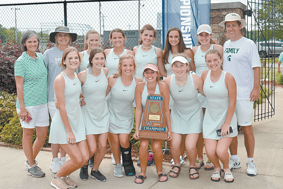 Another Year, Another Title: Mountain Brook Girls Continue