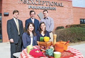 Exceptional Foundation Chili Cookoff