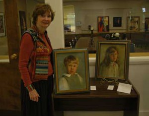 Artist Rollina Oglesbay