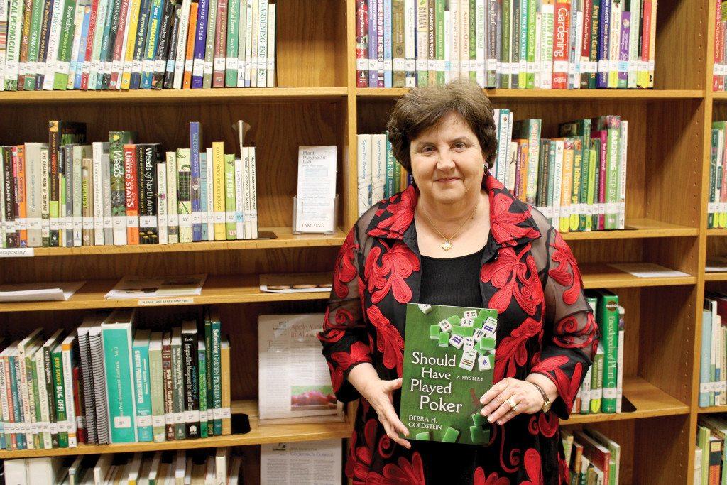 Debra Goldstein. Photo by Emily Williams.