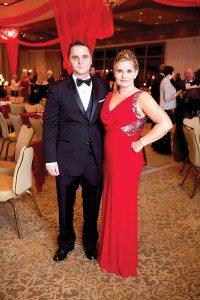 Melanie Mooney and Greg Mooney.