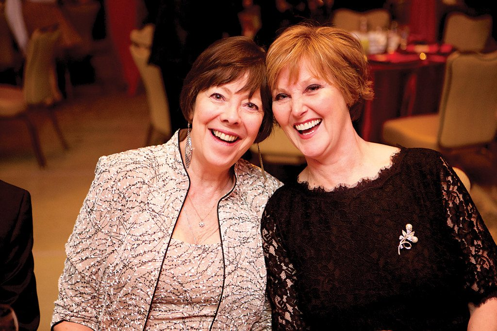 Libba Owen and Tracey Alvey. Photo special to the Journal.