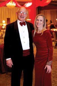 Drs. Morgan and Susan Eiland.