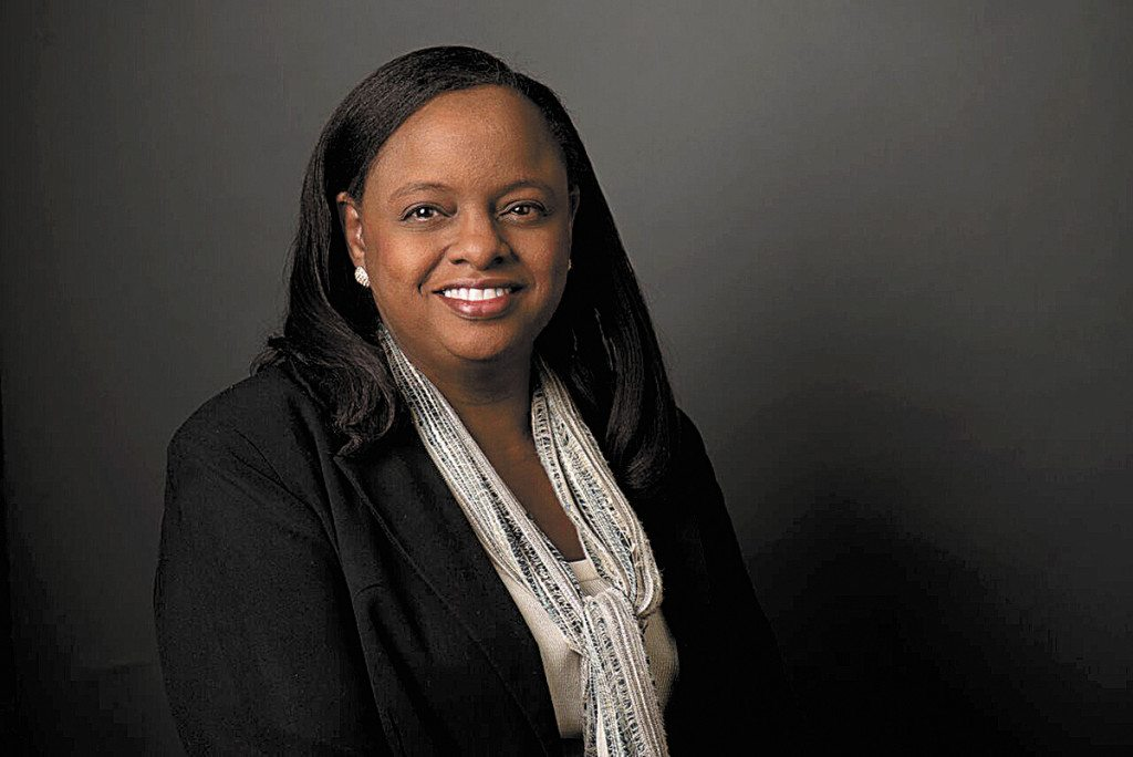 Liz Huntley. Photo special to the Journal.