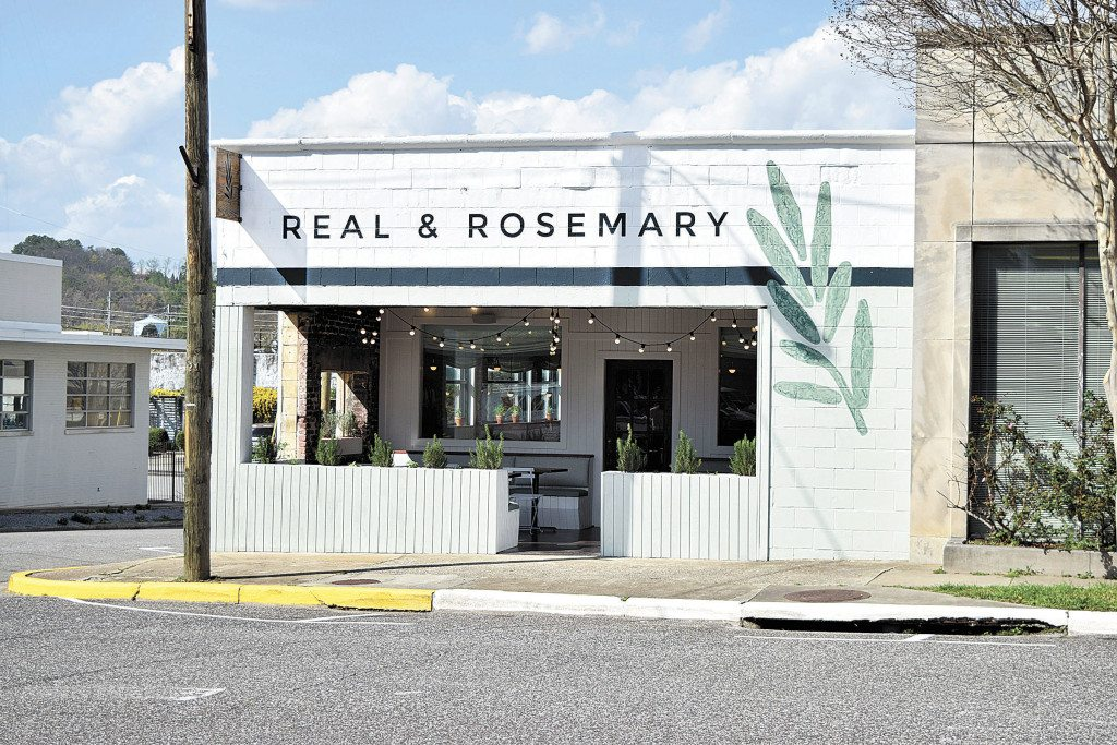 Homewood recently welcomed the opening of of restaurant Real & Rosemary. Photo special to the Journal.