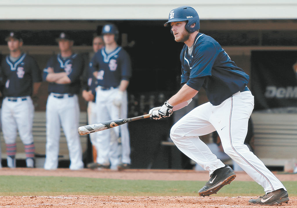 Quinn became Samford's second-highest draft pick ever when he was selected with the No. 18 pick in the third round at spot No. 95 overall. To date, the former Oak Mountain standout has earned six post-season All-America honors. Photos by Caroline Summers, Samford Communications.