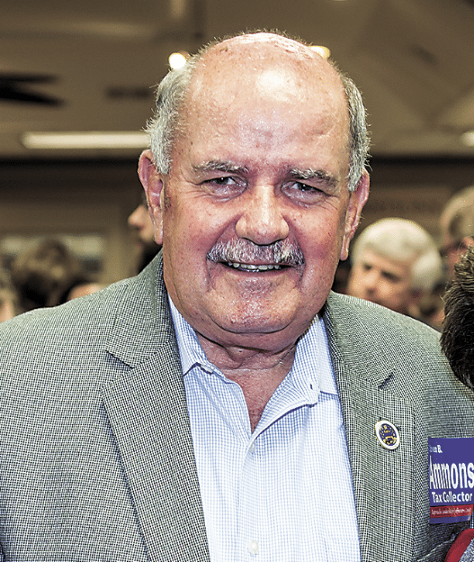 "Mayor Alberto ""Butch"" Zaragoza, a retired Vestavia Hills fire chief has competition in his attempt to win a third term next month. Journal file photo."
