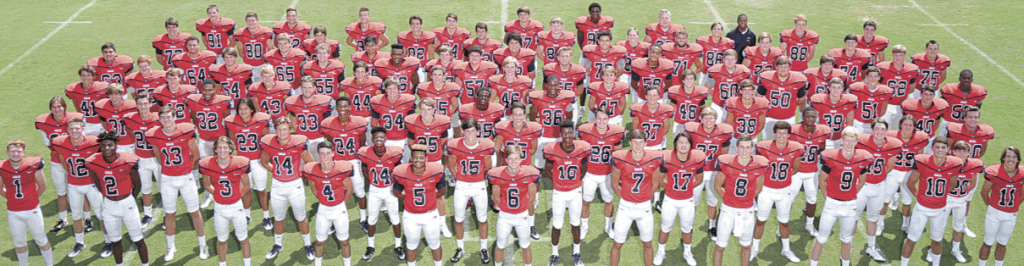 Members of the 2016 Oak Mountain High School football team include: Nick Carney, Xzavier Brown, Noah Brown, Garrett DeAraujo, Jaylin Gaines, Logan McNaughton, Noah Egan, Wyatt Legas, Bay Hughes, Nathan Jones, Jackson Kimbrell, Grayson Alexander, Luke Percer, Carson Bobo, Jakcson Murphy, Connor Webb, Trey Allen, Mingyu Le, Thomas Pechman, Daniel Perkins, Cole Thomas, Art Smith, Ryan Childress, Hunter Martinez, Zach Nelson, Ethan Duncan, Garrison Frisch, Daniel Salchert, Trey Meadows, Justin Evans, Jackson Sauers, Jake Tice, AJ Fleet, Glen Humphrey, Spencer Hughes, Connor Wilson, Jack Russell, Jalen Thomas, Christian Hood, Davis Manning, Skylar Johnston, Dylan Hoye, Jacob Fitzgerald, Max McLaughlin, William Cline, Andrew Bearden, Fox Bowen, Nik Heino, Brett Cruce, Dane Moody, Jacob Gagnon, Clay Collins, Zach Brown, Carey Jackson, William Roberson, Devin Stern, Jordan Davis, Nick Feenker, Ben Wilke, Josh Stanford, Alex Burns, Jameson Ellet, Eli Lombardo, Connor Templin, Jacob Feenker, Payne Watkins, Juan Palacios, Brandon Stephens, Ruben Nunez, Russell Autry, Greyson McClain, Nathan Gordon, Madden McDougal, Tyler Martin, Fuller Herring, Jack Simmons, Michael Luu, John Mark Price, Ben Echols, Ben Handley, Matt Piper, Connor Kelley, Darren Lanier, Matthew Pflaum, Nicholas Young, Hudson Tate, Travis Thomasson, Peter Kolar, Nolan Tucker, Mark Henderson, Carter Owens, Zykeius Strong, Whit Jackson, Aaron Brooks, and Michael Mickey. Photos by Marvin Gentry.
