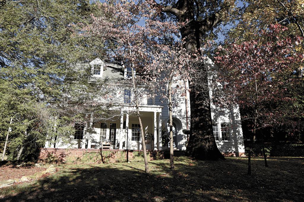 Hillegas Home