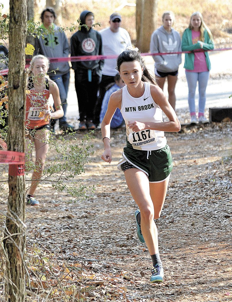 Leading the Lady Spartans to a runner-up finish was senior Anna Grace Morgan, who won the individual championship.