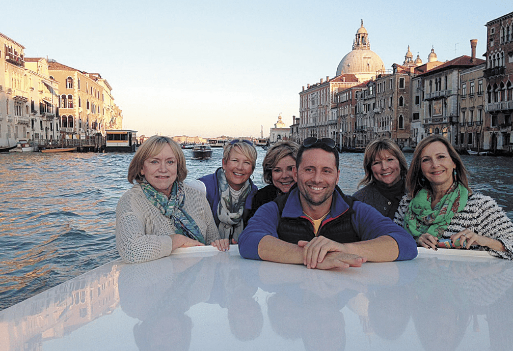 The Italian Job Tour Guide Gives Clients An Inside View Of His Native Country Over The Mountain Journal