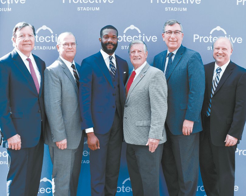 Protective Life Secures Naming Rights to New Downtown Stadium ...