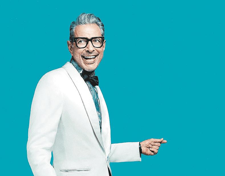 Starlight Symphony: Jeff Goldblum Highlights Viva