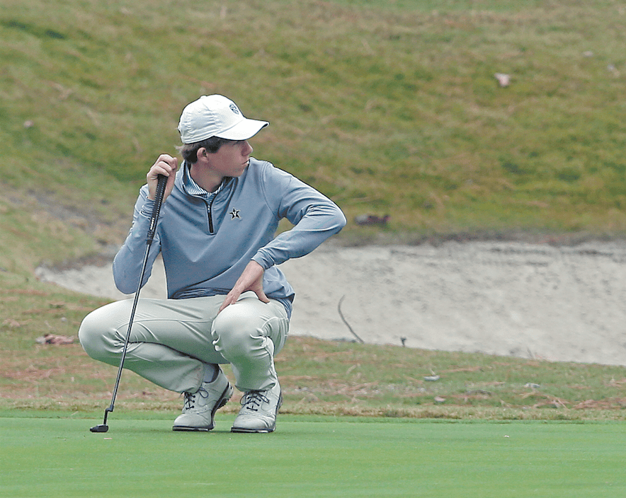 Special Talent Spartans Sargent Is One Of The Top Junior Golfers In The Nation Over The Mountain Journal